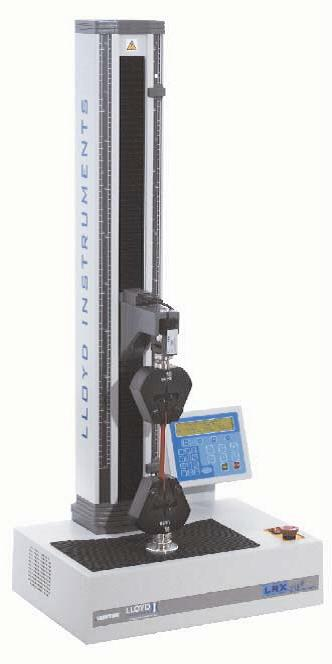 Instrument And Machine Testers : Universal materials testing machine lrxplus jlw instruments